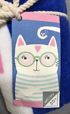 Pottery Barn Kids Cat Mini Beach Towel