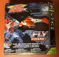 New NIB Air Hogs RC Fly Crane Helicopter Remote Control