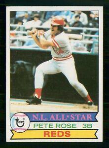 PETE ROSE 1979 TOPPS NO 650 EX+  29829
