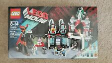 Brand New Lego Movie 70809 Lord Business Evil Lair - Free Shipping