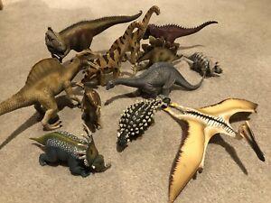 12 x Schleich Dinosaur Bundle