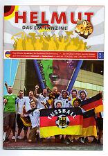 Orig.PRG / FANZINE   EM POLEN + UKRAINE 2012   DÄNEMARK - DEUTSCHLAND !! SELTEN