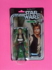 STAR WARS Black Series 40th Anniversary Han Solo Action Figure ANH