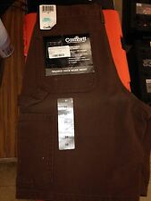 SALE!! CARHARTT WORK SHORTS MENS BROWN 28 $4 OFF