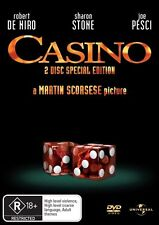 Casino (DVD) 2 Disc Special Edition