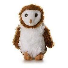 "Peepers The Barn Owl 8"" Plush Stuffed Animal Toy"