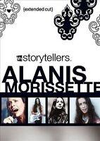 Alanis Morissette - VH1 Storytellers (DVD, 2005) R4