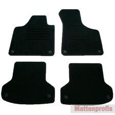 Mattenprofis Velours Fußmatten 4-teilig für Audi A3 8P ab Bj.05/2003 - 2013