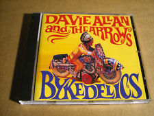 DAVIE ALLAN AND THE ARROWS - BYKEDELICS - CD