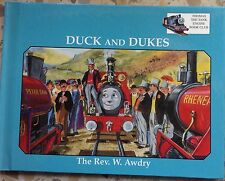Thomas the Tank Engine book Rev W Awdry Duck & Dukes & Crosspatch New Hardback