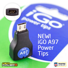 NEW iGo Power Tip Micro USB For HTC Droid Incredible EVO One Nexus Google Phone