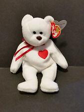 1993 Ty Beanie Babies  Valentino Teddy Bear PVC Pellets W/Tags