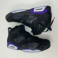 Nike Air Jordan 6 VI Retro SP Social Status Black AR2257-005 NO BOX LID SZ 11.5