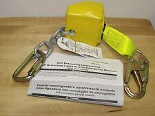 Msa 10114173 Self Retracting Lanyard Sure Lock Short Stop 6 Ft Emergency Rescuer