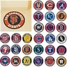 "MLB Teams - 27"" Roundel Area Rug Floor Mat - Choose Your Team"