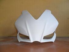 Cupolino carena Aprilia RSV 4 front fiberglass fender parts racing accessories