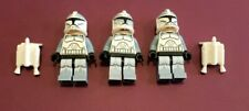 Complete set of LEGO Star Wars Wolfpack Clone Trooper Minifigures New 7964