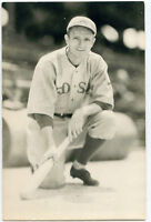 Baseball Photo Postcard of tom Oliver