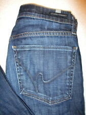 Citizens of Humanity Phoebe Slim Straight Crop Stretch Womens Jeans Sz 25 x 27