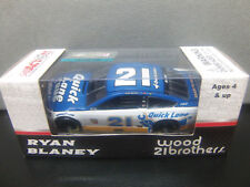 New listing Ryan Blaney 2017 Quick Lane #21 Wood Brothers 1/64 NASCAR Monster Energy Cup