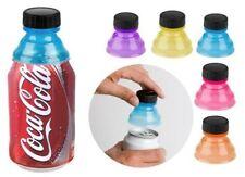 6 tappi per lattina salva effervescenza plastica alluminio