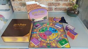 Harry Potter And The Sorcerers Stone Trivia Game Prefects Edition Vintage 2000