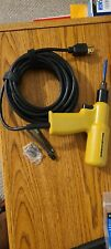 Standard Pneumatic Wire Wrap Gun Tool Model 615 With 2 Bits Tested