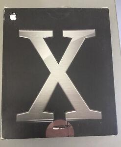 Apple Mac X Panther Version 10.3