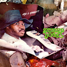 SWAMP DOGG - AUTOGRAPHED Gag a Maggot - Ltd ed HERB GREEN