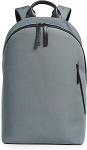 NWT Troubadour Off-Piste Rucksack Backpack Grey