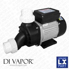 LX wppe75 POMPE 0.75 cv JACUZZI SPA WHIRLPOOL BAIGNOIRE EAU circulation pompe