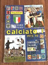 Album sticker PANINI FOOTBALL 1973 74 COMPLETE munchen mexico 70 cromos wc wm
