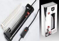 Hepo Infrared Heater Aquarium Fish Tank Tropical Submersible Thermostat 25-600w