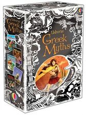 Usborne Greek Myths Collection 5 Books Box Gift Set Hercules, Minotaur, Odyssey