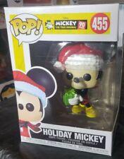 Funko Pop! Disney: Mickey 90 Years Holiday Mickey #455