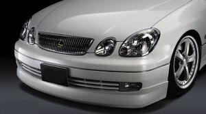 Front lip SilkBlaze Lexus gs300 gs400 gs430 JZS160 Toyota Aristo JZS161 Tuning