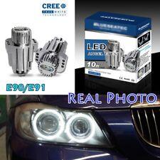 10W CREE LED E90 E91 BMW 3-SERIE Angel Augen Marker 5000K XENON RING Xenon
