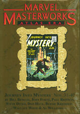 MARVEL MASTERWORKS ATLAS ERA JOURNEY INTO MYSTERY VOL 4 HARDCOVER VARIANT 180 HC