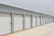 DURO Steel Mini Self Storage Structure 20x100x8.5 Prefab Metal Buildings DiRECT