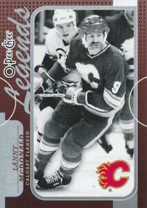 2008-09 O-Pee-Chee #595 LANNY McDONALD - Shortprint - Calgary Flames