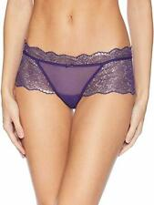 #978282 6 b tempt/'d by Wacoal Orange Lace Hipster Panties Medium