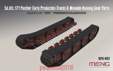 Meng 1/35 Model SPS-057 German Panther Early Tracks & Movable Running Gear Parts