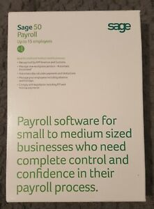 SAGE 50 Payroll up to 15 employees