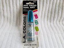 L.A.COLORS ART DECO Nail Art***ICE BREAKER BNA635***0.25 fl oz/7.5 mL~NEW~SEALED