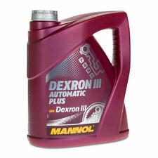 Mannol Dexron III Automatic Plus 4L (MN8206-4)