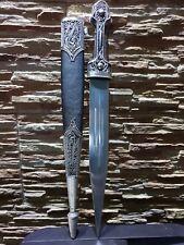Caucasian-Dagger-Cossack-Kindjal-Kinjal-Sword-Steel-Knife-Qama  Medium size