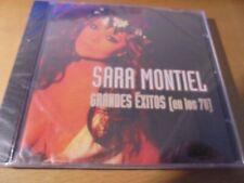 RAR  CD. SARA MONTIEL. GRANDES ÉXITOS (EN LOS 70). PRECINTADO. SEALED.