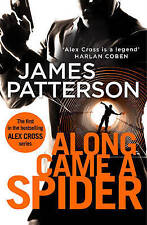 Along Came a Spider: (Alex Cross 1), Patterson, James | Paperback Book | Accepta
