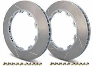 GiroDisc REAR 2pc Rotor Rings for McLaren MP4-12C