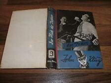 Heinz Krafft -- JOHN KLING // der FLUCH des INDERS / Leihbuch 1950er